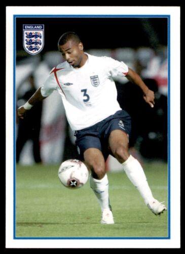 2006-ASHLEY COLE Nº 61 Merlin Angleterre coupe du monde