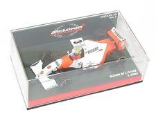 1/43 McLaren Ford MP4-8 1993 Season A.Senna  Minichamps McLaren Collection No.1