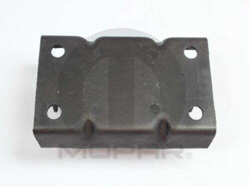 1 Rear Lower Mopar 52058551AB Manual Trans Transaxle Mount-VIN