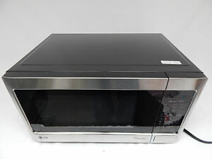 Lg Lcs1112st 1 1 Cu Ft Countertop Microwave Oven 26108