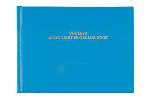 Pooleys Microlight Pilots Logbook