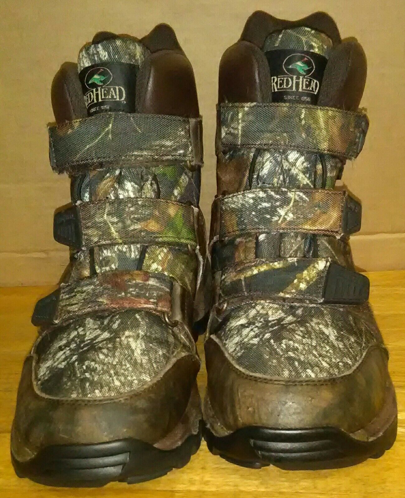 RedHEad Hunter 7 Waterproof Insulated Hunting Boots Men's.  Size 10M W  offering store