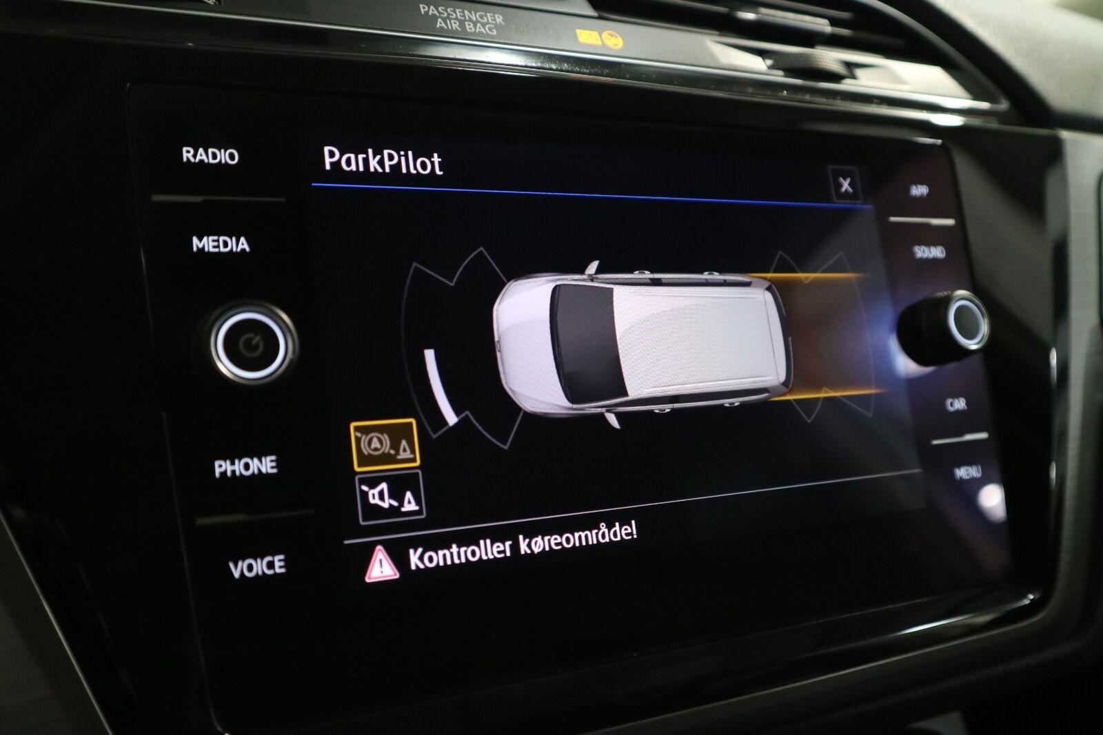 VW Touran 1,5 TSi 150 Comfortline Family DSG 7prs - billede 7
