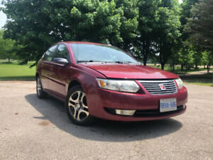 2005 Saturn Ion - Safetied (Comes with certificate)