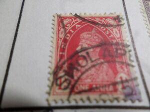 Nouvelle Mode Inde Anglaise, Timbre Classique 146 Oblitéré, Cachet Rond, Vf Used Stamp Gagner Les éLoges Des Clients