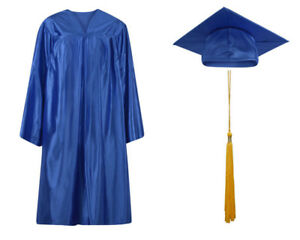 Graduation-Cap-and-Gown-Blue-with-Yellow-Tassel-XL-Size