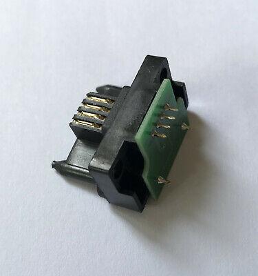 1 x Black Drum Chip for Xero Phaser 6600N//DN WorkCentre 6600 6605N//DN 108R01121