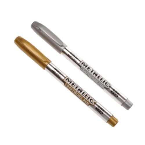 6 pcs Markers Drawing Marking Pen Waterproof Permanent Paint Pens Sharpie/_Manga