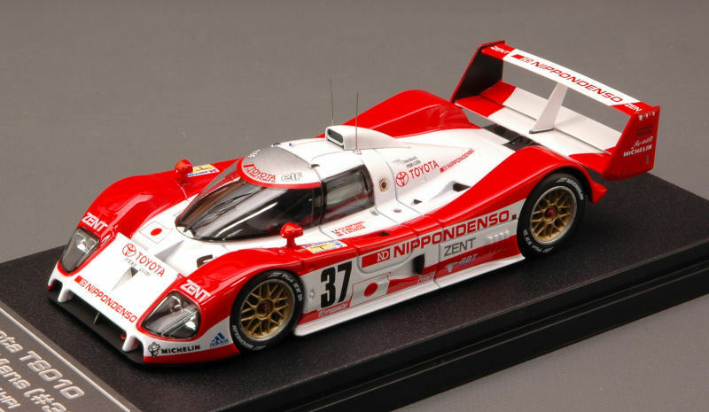 TOYOTA ts010  37 LM 1993 Raphanel Acheson Wallace 1 43 MODEL 8568 HPI Racing