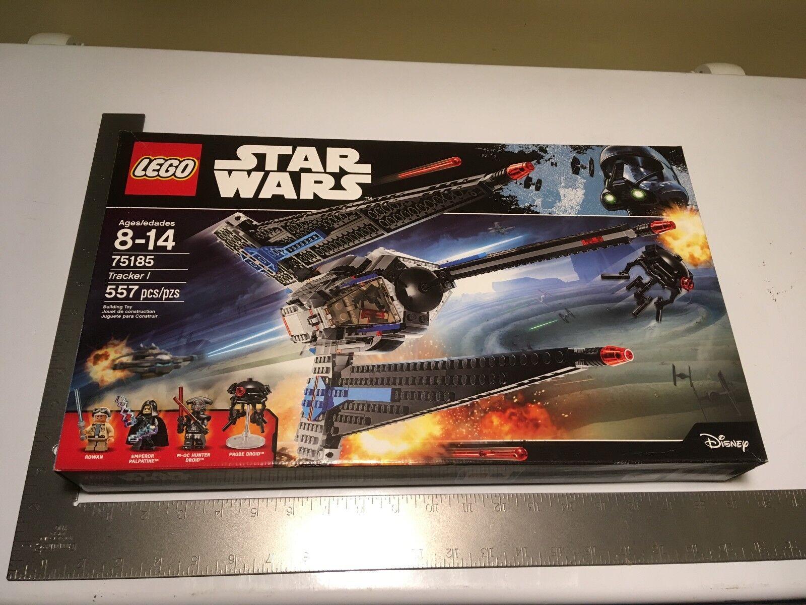 Nuevo  de Lego 75185 Star Wars Tracker I 2017 (sellado de fábrica)