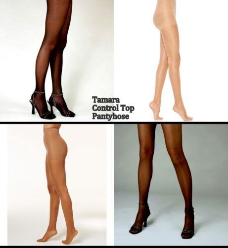 Tamara Calendar Girl Control Top Pantyhose Pick Size Color A B C D XTall XL 2XL
