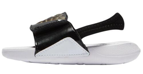 Nike Infant /& Toddler/'s Air Jordan HYDRO 7 BT Sandals Black//White AA2519-021 c