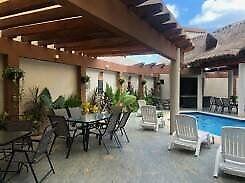 Departamento amueblado en venta Residencial Tres Soles SM12 Cancun