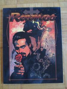 Vampire The Masquerade – Clanbook Ravnos (new edition 2001) - Sourcebook english