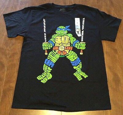 *Teenage Mutant Ninja Turtles TMNT Kids Boys Girls Unisex White Top T-shirt 390