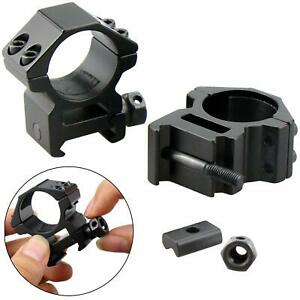 2Pcs-30mm-25-4mm-Convert-Rings-Scope-Mount-20mm-Picatinny-Rail-for-Scope-Sight