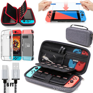 For-Nintendo-Switch-Bag-Travel-Carrying-Portable-Storage-Case-Accessories-Cover
