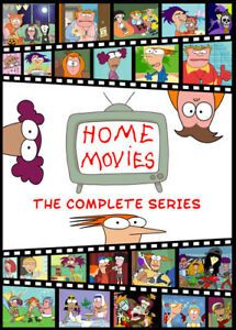 Home Movies: The Complete Series [New DVD] Boxed Set, Full Frame