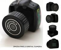 New Mini Smallest Camera Camcorder Video Recorder DVR Spy Hidden Pinhole Web Cam