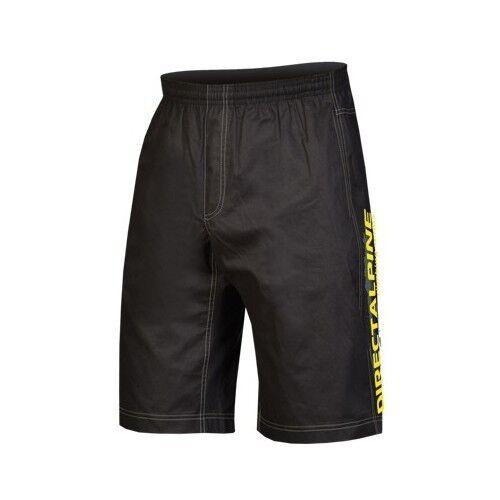 direct SHORT ALPINE SHORT direct GRAND 3.0 pour hommes, gr. L, shorts d'escalade, Noir 95d22a