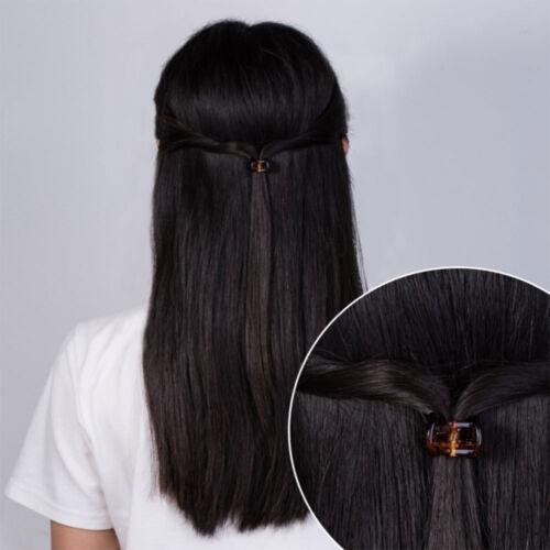 10 Damen Mädchen Haarklammern Haarspange Haarklemmen Haarclip Haarschmuck 1.5cm