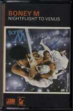 BONEY M - NIGHTFLIGHT TO VENUS 1978 UK CASSETTE ALBUM ATLANTIC - K450498