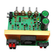 AC 24V Dual In 2.1 Channel Digital Subwoofer Amplifier Board Bass Stereo Audio