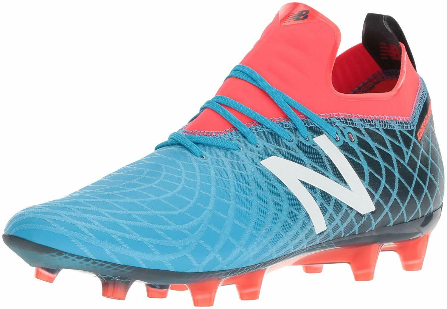 New Balance Mens Tpf V1 Soccer shoes Low Top Lace Up Soccer Sneaker