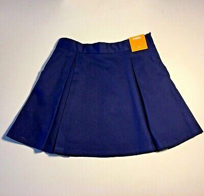 NWT GYMBOREE School Uniform KNIT SKORT Navy LOT of 2 Girl/'s Sz 10 or 12 NEW