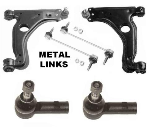 Vectra B 1995-02 2.6i Front Lower Arms Track Rod Ends Anti Roll Bar Sway Links