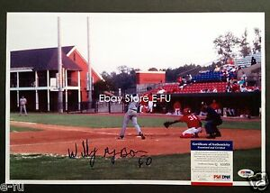 WILLY-AYBAR-Signed-Original-11x16-5-Wilmington-Waves-Photo-PSA-DNA-Auto-Dodgers