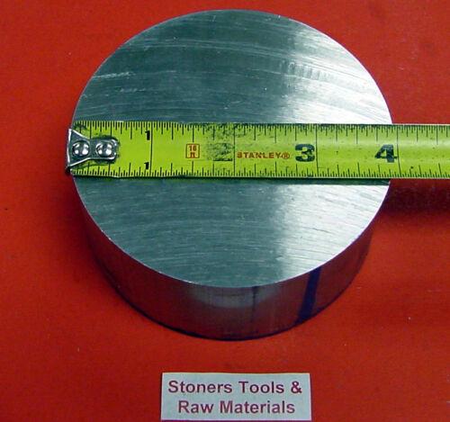 "6 Pieces 4/"" ALUMINUM 6061 ROUND BAR ROD 2/"" LONG T6511 Solid Lathe Bar Stock"