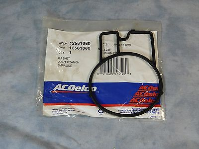 ACDelco 40-731 GM Original Equipment Fuel Injection Throttle Body Mounting Gasket