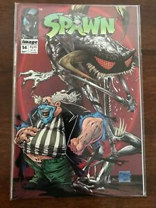 Spawn-1992-Issue-14-Comic-Book-September-1993-Image-Comics-FREE-bag-board