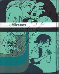ESPERANZA-LOCAS-5-LOVE-AND-ROCKETS-COLLECTION-Panini-NUOVO