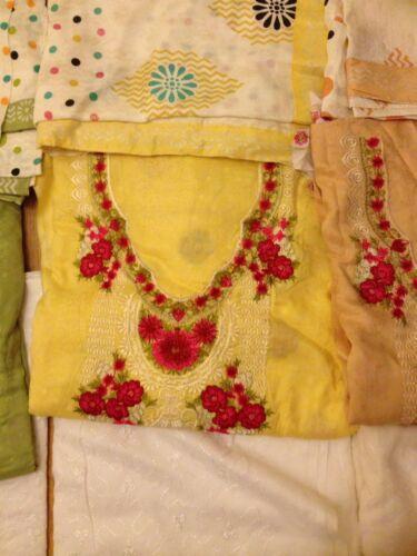 unstitched salwar kameez embroidery