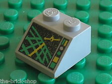 LEGO Oldgray slope brick ref 3039pc3 / Set 6545 6897 7181 4620 6957 6984 ...