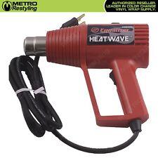 Equalizer HeatWave 120 Volt Heat Gun HGS353 for Vinyl Wrapping Car Vehicle Wrap