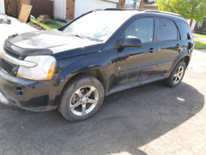 2008 Chevrolet Equinox LTZ AWD SUV Low Kms! Only 3800$ OBO