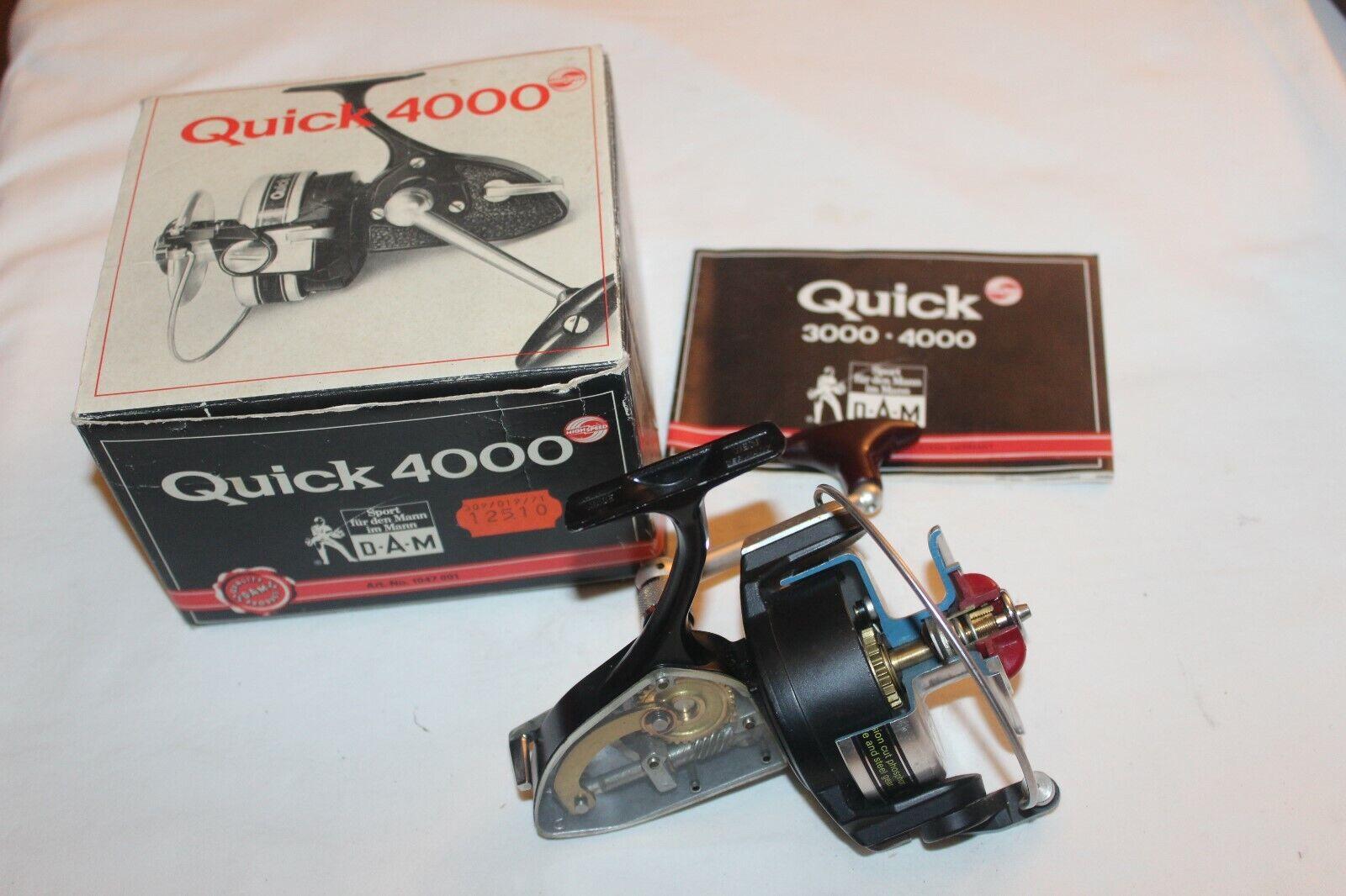 Dam Quick 4000-sezione Model-Nuovo in ovp-nr-1536