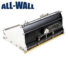 Columbia Drywall 10 High Capacity Flat Box Fat Boy Withinside Track Wheels