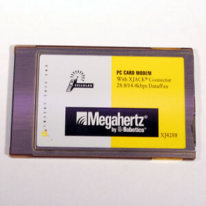 14.4 Data Fax Modem PCMCIA Mac