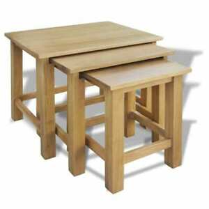 3-Pcs-Nesting-Tables-Set-Side-Coffee-End-Nested-Table-Solid-Oak-Wood-Lamp-Stand
