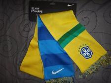 NIKE AUTHENTIC REPLYCA BRASIL BRAZIL SOCCER TEAM SCARF ONE SIZE MENS NWT $$$