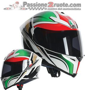 Casco-Agv-k-5-Roadracer-Italia-integral-motorrad-en-fibra-di-vidrio-carbono