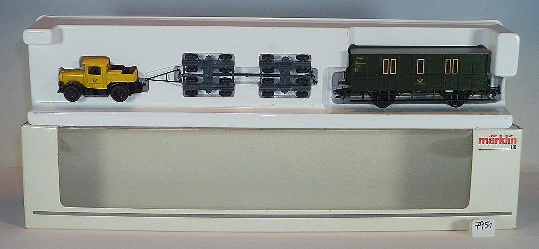 h0 45071 PMS 90-03 Set viaggio in Postale Museo KKK & NEM OVP  7951