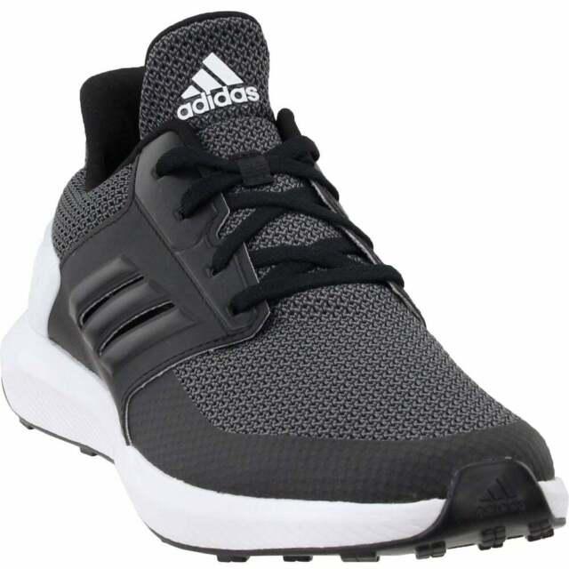 adidas Rapidarun  Casual Running  Shoes Black Boys - Size 12.5 M