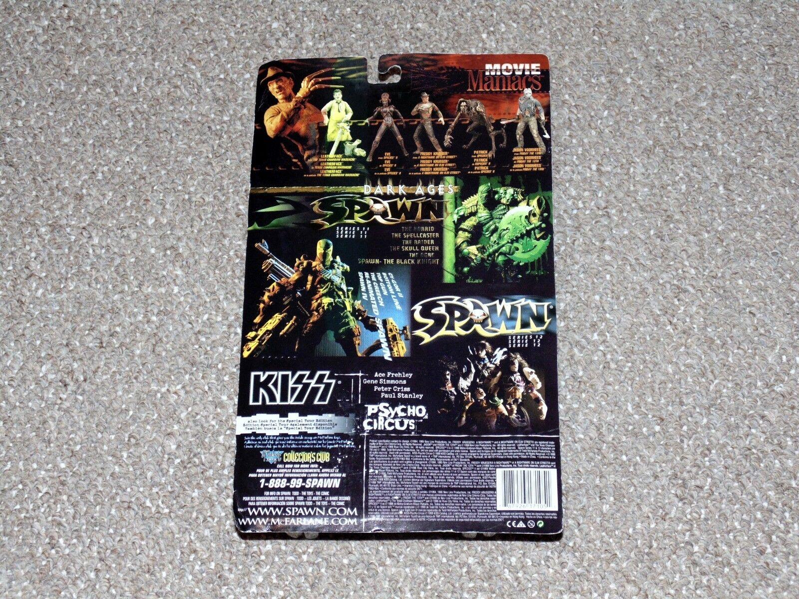 McFarlane Movie Maniacs Series 1 Leatherface Texas Chainsaw Massacre MOC MOC MOC New db7ab8