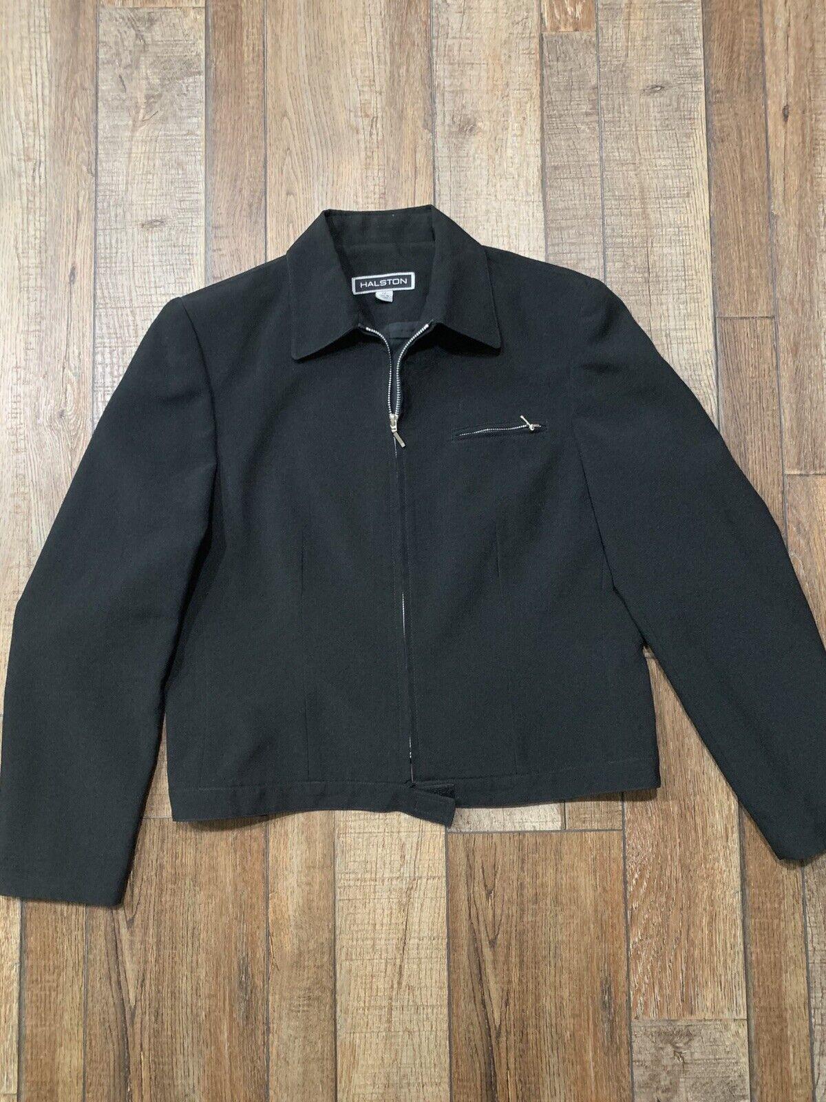Vintage Halston Womens Size 12 Jacket - image 1