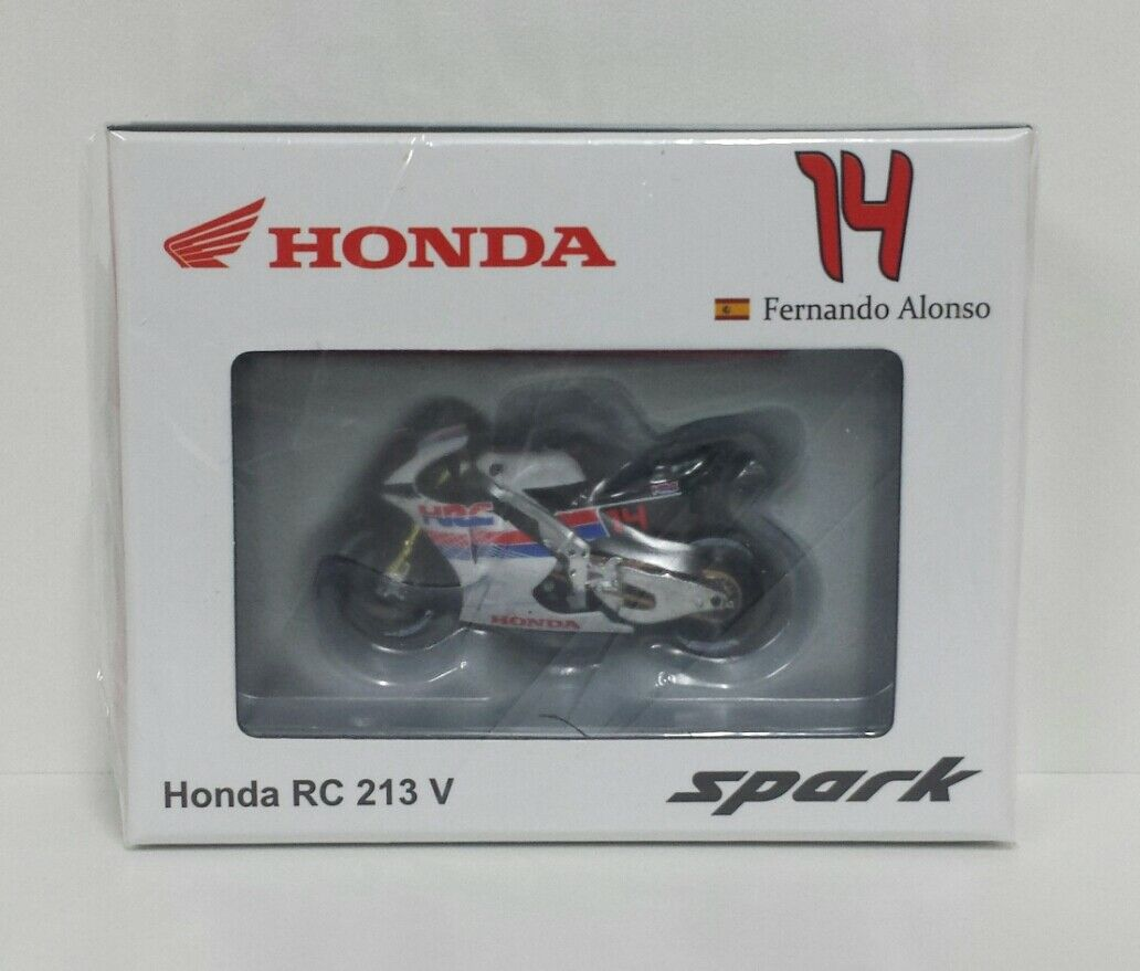Spark 1 43 Alonso Honda RC 213V Motogp Honda Thanks Day 2016 Suzuka Circuit New
